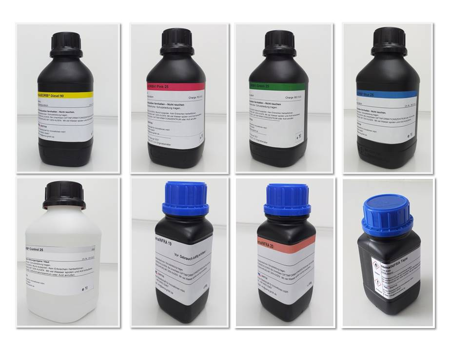 Chemical trapping agents