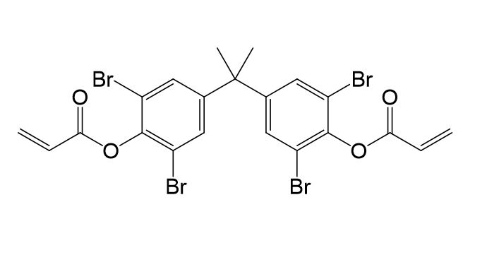 2.6-Dibrom-bisphenol-A-diacrylat, CAS 55205-38-4, M8043