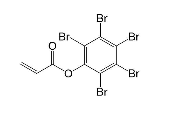 Pentabromophenylacrylat (PBPA) M8048, CAS 52660-82-9