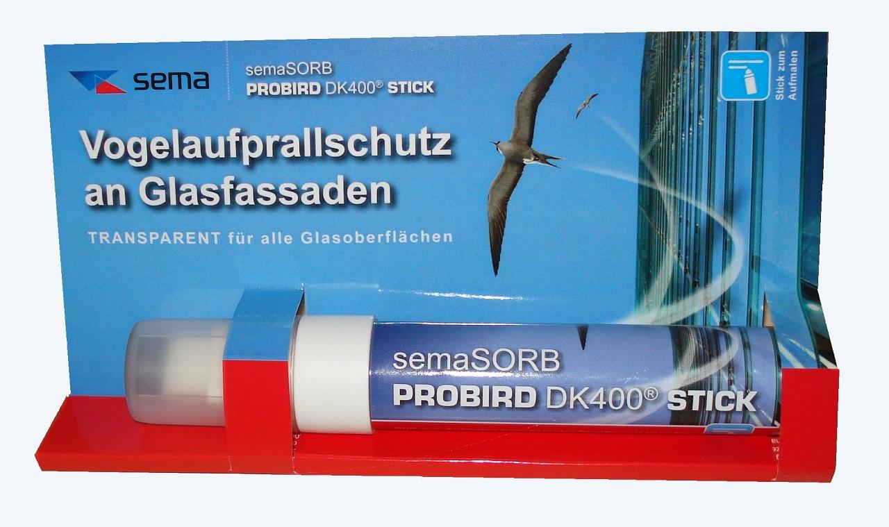 Vogelschutz- Filzstift