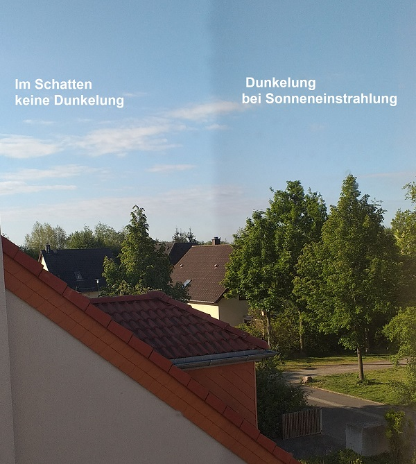 semaDK Climatic bei Sonne